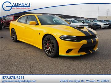 2017 Dodge Charger for sale in Warren, MI