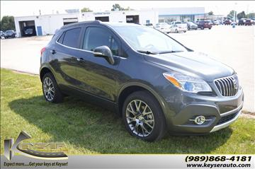 2016 Buick Encore for sale in Reese, MI