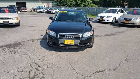2007 Audi A4 for sale in Rochester, NY