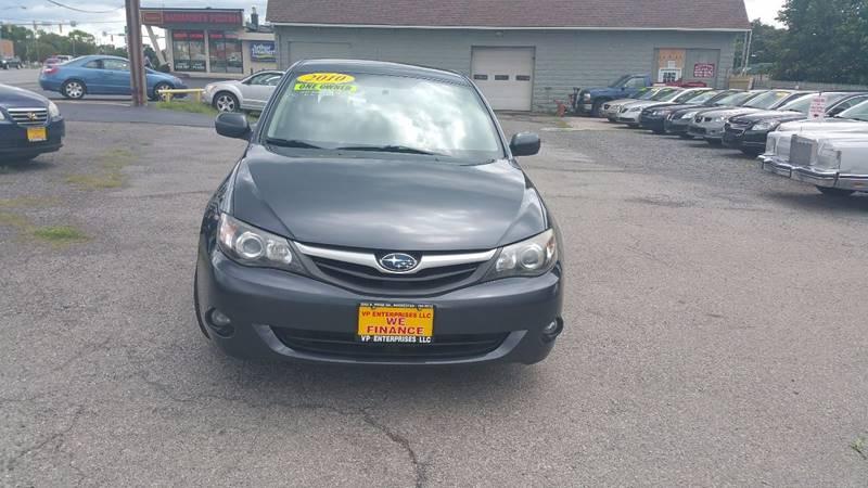 2010 Subaru Impreza for sale at VP Auto Enterprises in Rochester NY