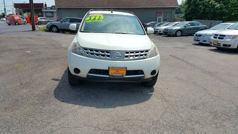 2007 Nissan Murano for sale at VP Auto Enterprises in Rochester NY