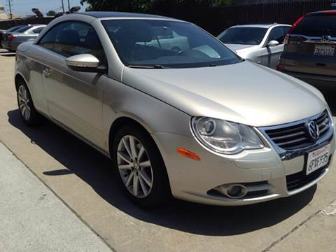 2010 Volkswagen Eos for sale in San Carlos, CA