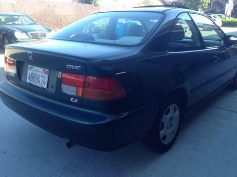 1998 Honda Civic for sale in San Carlos, CA
