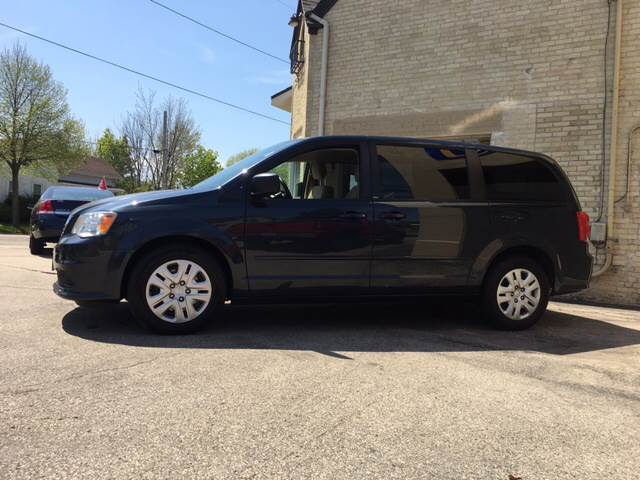 2014 Dodge Grand Caravan SE 4dr Mini-Van - Watertown WI