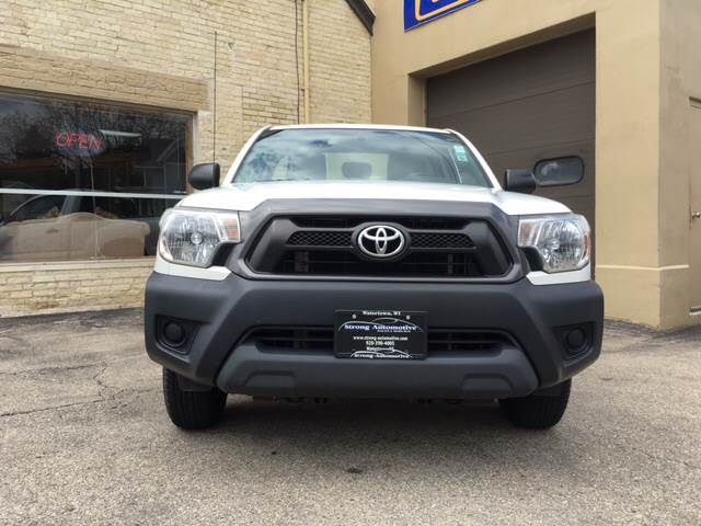 2013 Toyota Tacoma 4x2 2dr Regular Cab 6.1 ft SB 4A - Watertown WI