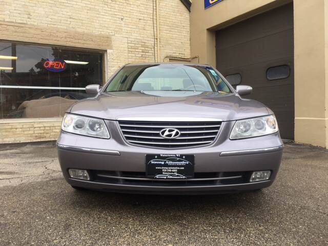 2007 Hyundai Azera Limited 4dr Sedan - Watertown WI