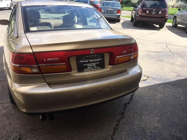 2002 Saturn L-Series L300 4dr Sedan - Watertown WI
