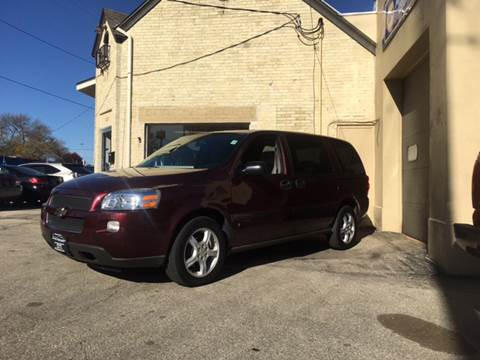2008 Chevrolet Uplander for sale in Watertown, WI