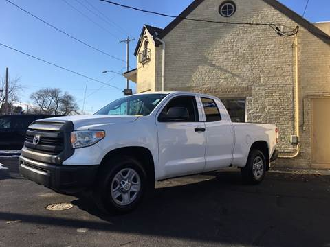 2014 Toyota Tundra For Sale >> 2014 Toyota Tundra For Sale In Watertown Wi