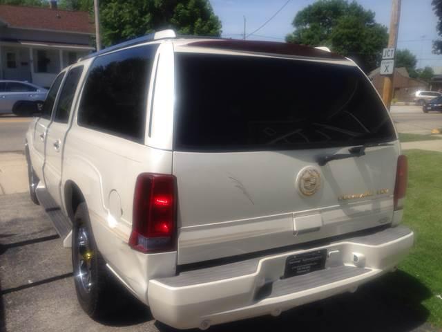 2003 Cadillac Escalade ESV AWD 4dr SUV - Watertown WI