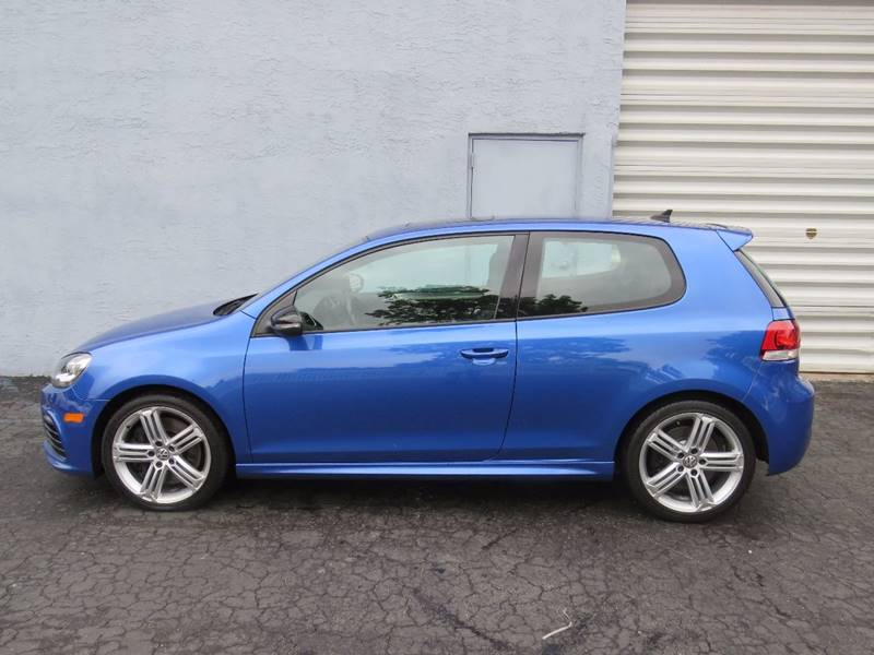 2012 Volkswagen Golf R AWD 2dr Hatchback w/ Sunroof and Navigation - Hollywood FL