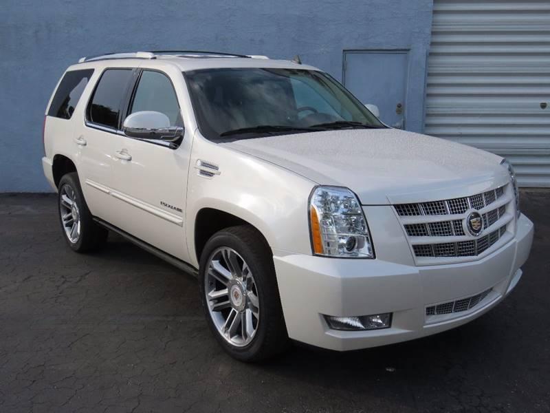 2014 Cadillac Escalade Premium 4dr SUV - Hollywood FL