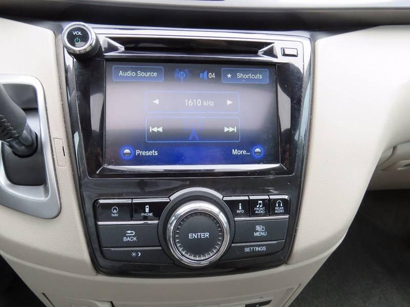 2014 Honda Odyssey Touring 4dr Mini-Van - Hollywood FL