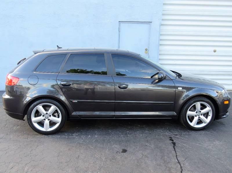 Audi A T Dr Wagon A In Hollywood FL Carsntoyzcom - Audi a3 wagon