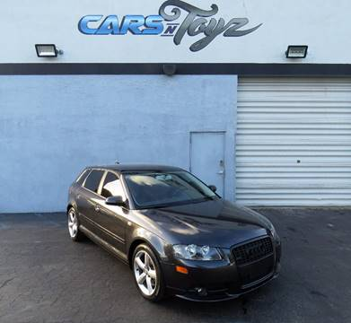 2008 Audi A3 for sale in Hollywood, FL