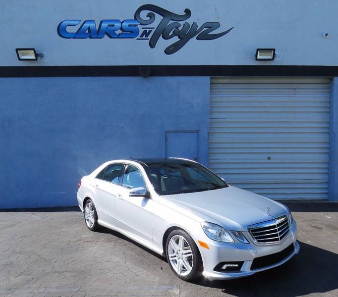 2011 Mercedes-Benz E-Class E 350 Sport 4dr Sedan - Hollywood FL