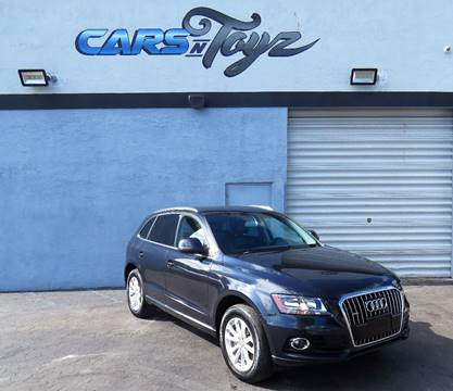 2014 Audi Q5 for sale in Hollywood, FL