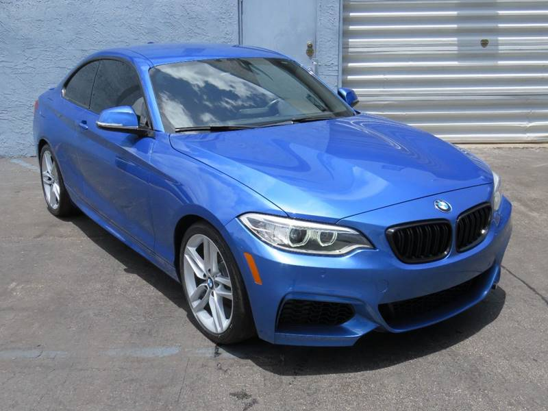 2015 BMW 2 Series 228i 2dr Coupe - Hollywood FL