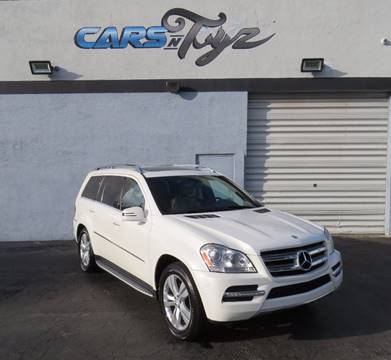 2012 Mercedes-Benz GL-Class for sale in Hollywood, FL