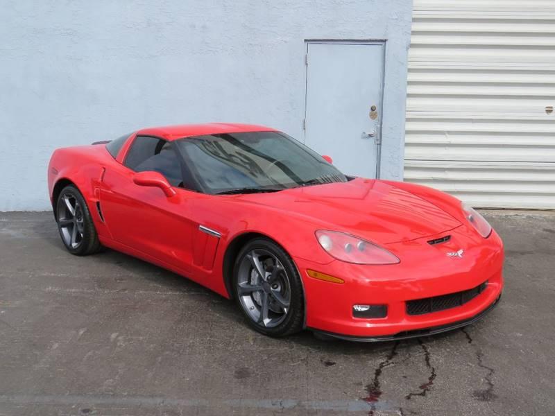 Chevrolet Corvette Z Grand Sport Dr Coupe W Lt In Hollywood Fl Carsntoyz Com