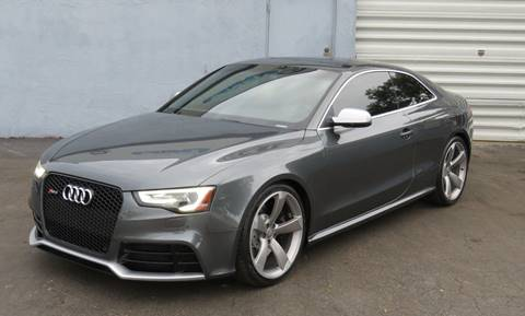 Used Audi RS For Sale In Pikeville KY Carsforsalecom - Audi rs