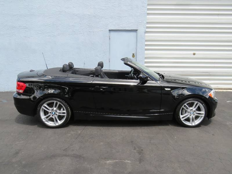 2013 BMW 1 Series 135i 2dr Convertible - Hollywood FL