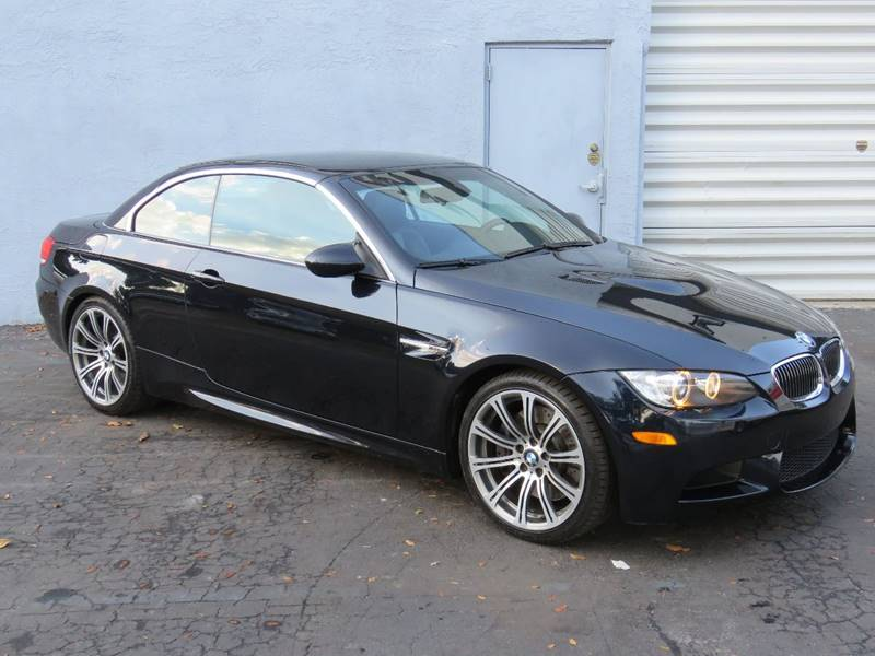 2009 BMW M3 2dr Convertible - Hollywood FL