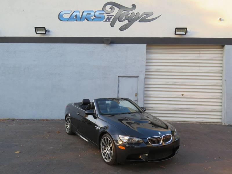 2009 BMW M3 2dr Convertible - Hollywood FL