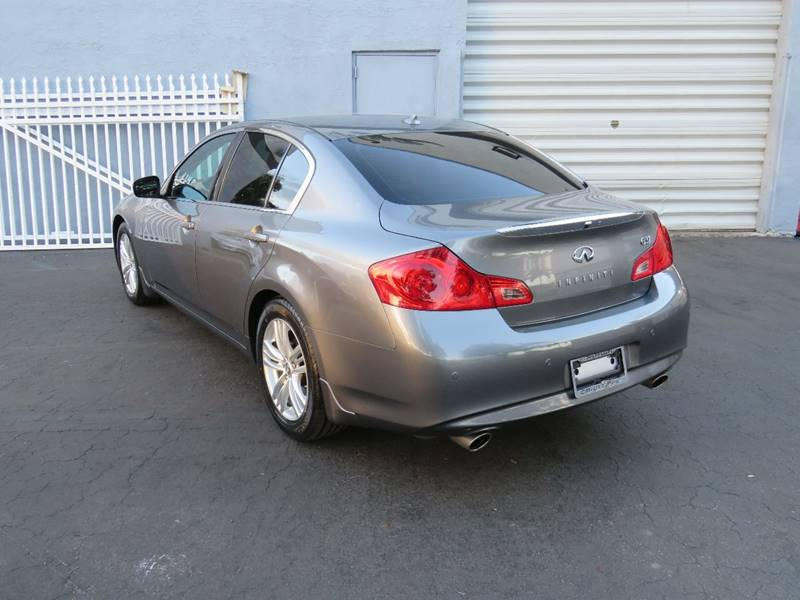 2013 Infiniti G37 Sedan Journey 4dr Sedan - Hollywood FL
