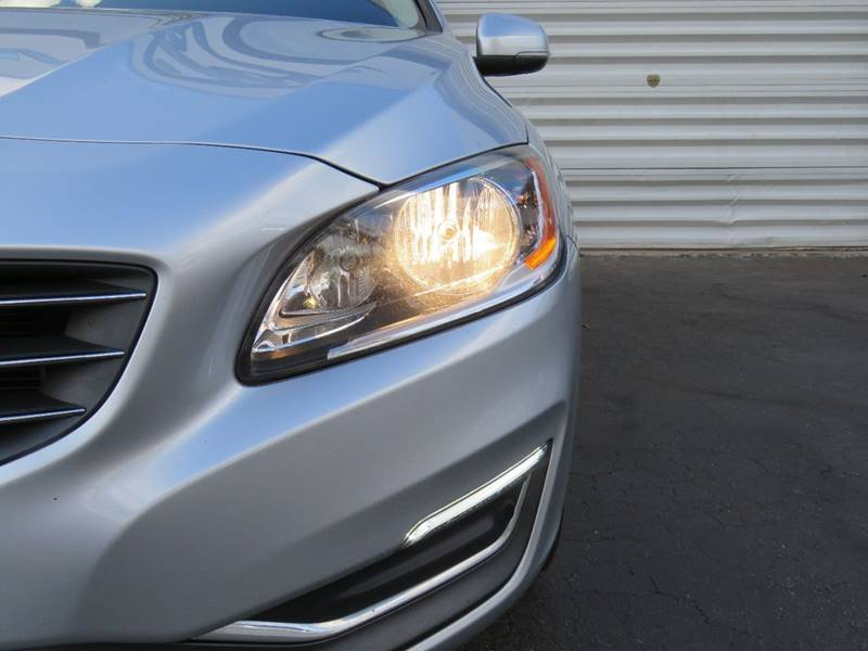 2015 Volvo S60 T5 Drive-E 4dr Sedan (midyear release) - Hollywood FL