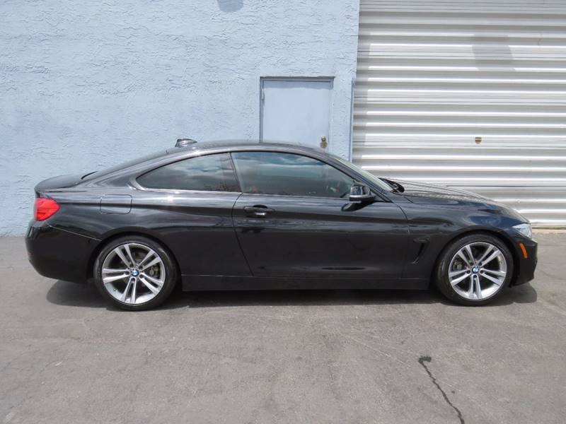 2014 BMW 4 Series 428i 2dr Coupe - Hollywood FL