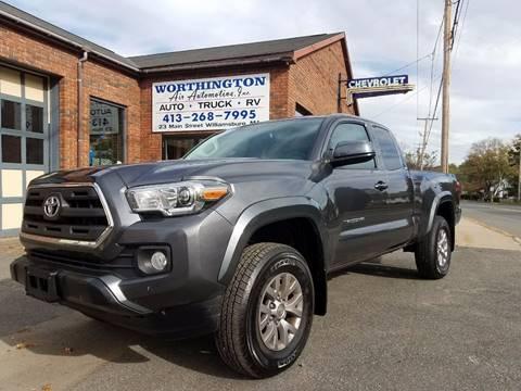 2017 Toyota Tacoma for sale in Williamsburg, MA