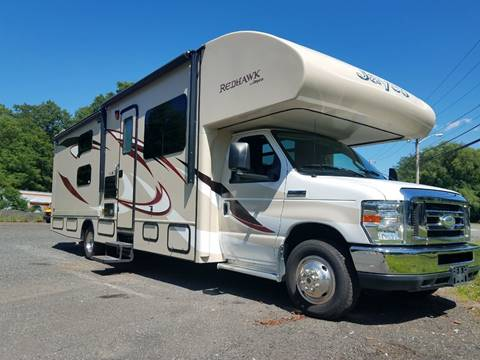 2015 Jayco Redhawk 31XL for sale at Worthington Air Automotive Inc in Williamsburg MA