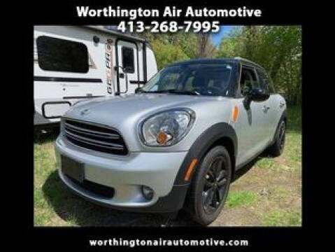 2016 MINI Countryman for sale at Worthington Air Automotive Inc in Williamsburg MA