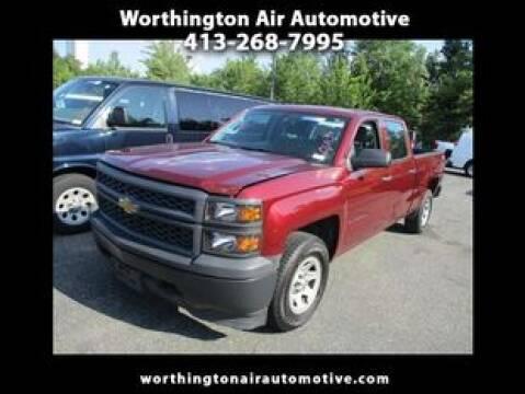 2015 Chevrolet Silverado 1500 for sale at Worthington Air Automotive Inc in Williamsburg MA