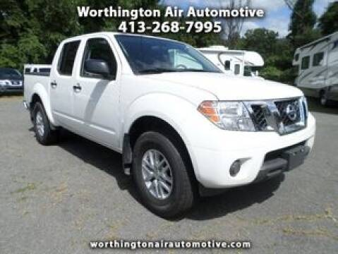 2019 Nissan Frontier for sale at Worthington Air Automotive Inc in Williamsburg MA