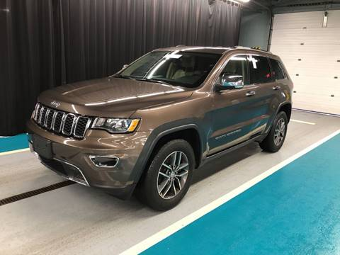 2017 Jeep Grand Cherokee for sale at Worthington Air Automotive Inc in Williamsburg MA