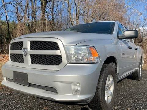 2018 RAM Ram Pickup 1500 Express for sale at Worthington Air Automotive Inc in Williamsburg MA
