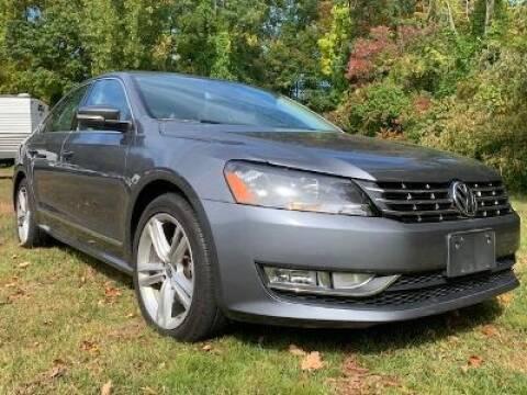 2015 Volkswagen Passat for sale at Worthington Air Automotive Inc in Williamsburg MA
