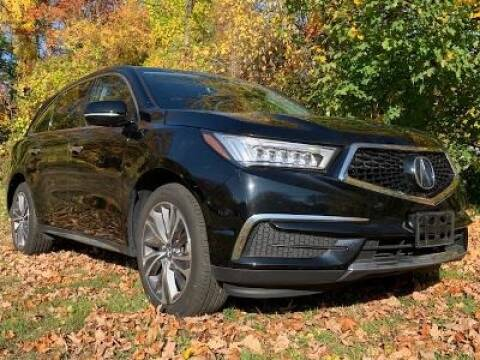 2019 Acura MDX for sale at Worthington Air Automotive Inc in Williamsburg MA