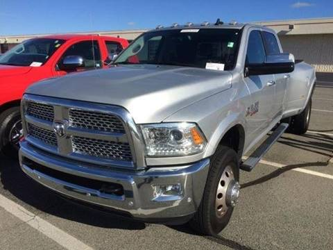 2016 RAM Ram Pickup 3500 for sale at Worthington Air Automotive Inc in Williamsburg MA