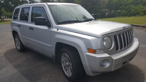 2007 Jeep Patriot for sale at Happy Days Auto Sales in Piedmont SC