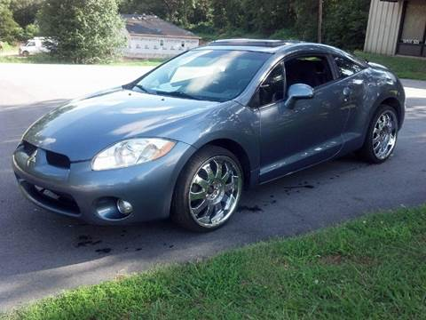 2008 Mitsubishi Eclipse for sale at Happy Days Auto Sales in Piedmont SC