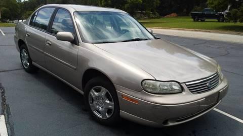 1998 Chevrolet Malibu for sale at Happy Days Auto Sales in Piedmont SC
