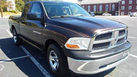 2011 RAM Ram Pickup 1500 for sale in Piedmont, SC