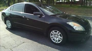 2009 Nissan Altima for sale at Happy Days Auto Sales in Piedmont SC