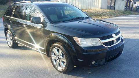 2009 Dodge Journey for sale at Happy Days Auto Sales in Piedmont SC