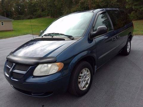 2003 Dodge Grand Caravan for sale at Happy Days Auto Sales in Piedmont SC