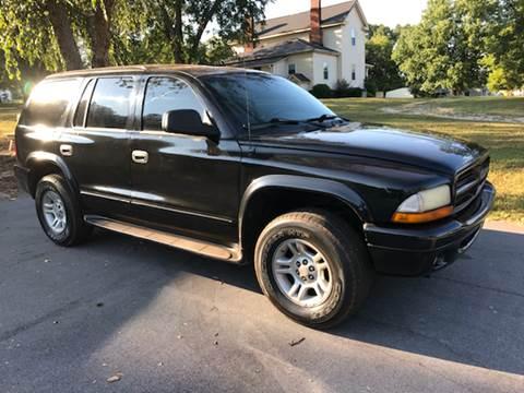 2001 Dodge Durango for sale in Piedmont, SC