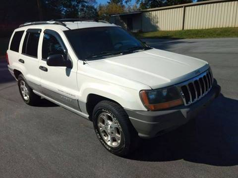 2000 Jeep Grand Cherokee for sale at Happy Days Auto Sales in Piedmont SC